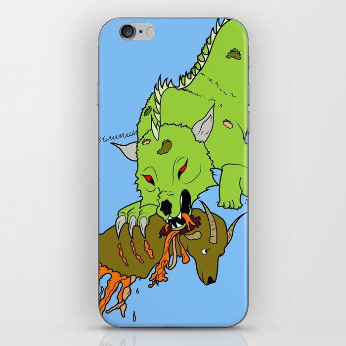 Chupacabra iPhone Skin