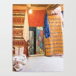 Marrakech Medina - Morocco Poster