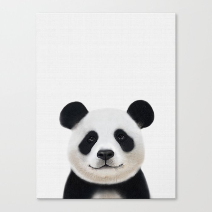 Panda Nursery Art Decor