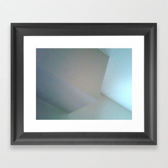 monocorner Framed Art Print