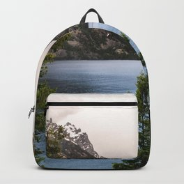 Grand Teton Wanderlust Lake Adventure - Nature Photography Backpack