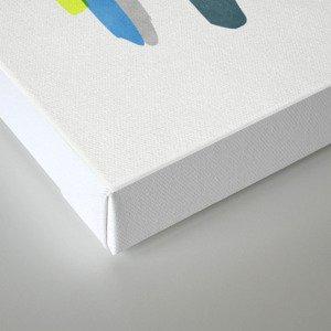 Colorful Stripes 4 Canvas Print