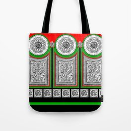 Grecian Holiday  Tote Bag