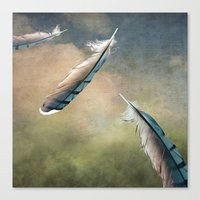 phish Canvas Prints featuring Earth Bound by brenda erickson