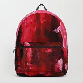 Guardian Angel - Scarlett Red Backpack