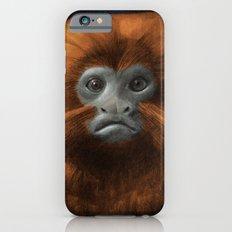 Golden Lion Tamarin Slim Case iPhone 6s