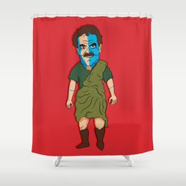Braveheart Republicans Shower Curtain