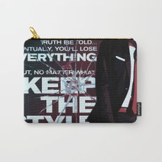 Keep the style Carry-All Pouch