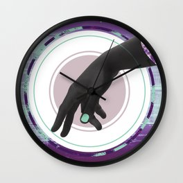 One Wall Clock