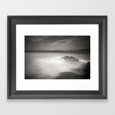 Mucky Waters Framed Art Print