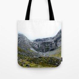 Fiordland Tote Bag