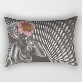 Forced Zones Rectangular Pillow