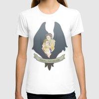 destiel T-shirts featuring [ Supernatural ] Destiel Castiel Dean Winchester by Vyles