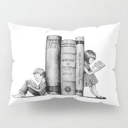 The Joy of Reading Pillow Sham