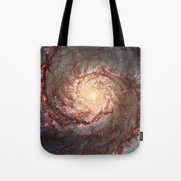 Whirlpool Galaxy Tote Bag