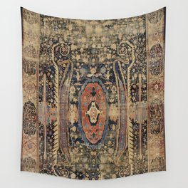 Ziegler Sultanabad West Persian Rug Print Wall Tapestry