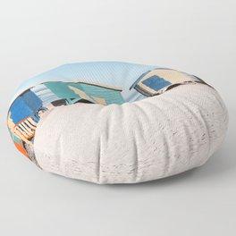 Muizenberg Beach Floor Pillow