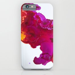 Fire Song iPhone Case
