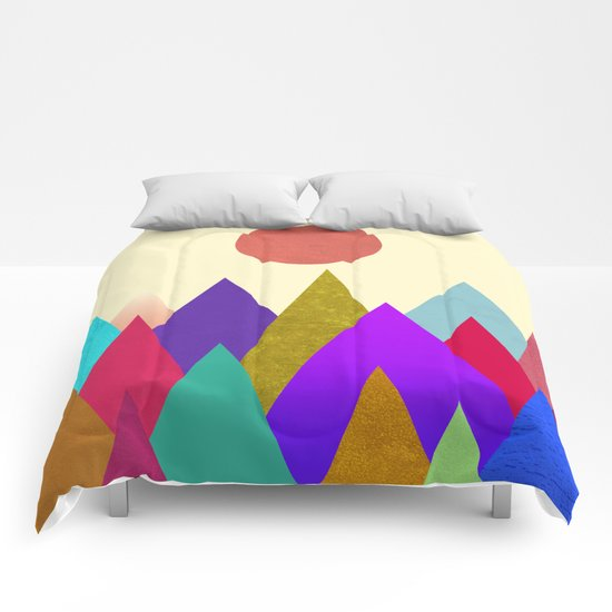 Abstract #441 Comforters