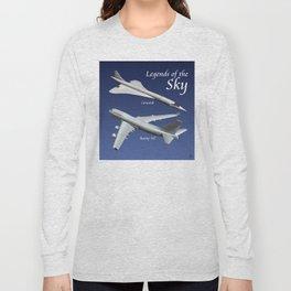 Legends of the Sky Long Sleeve T-shirt