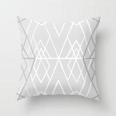 Geometric Sketches 1X Throw Pillow