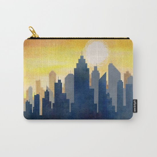 City Heat Wave Carry-All Pouch