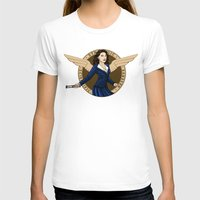 agent carter T-shirts featuring Agent Carter by Arania