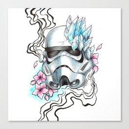 Storm - colors Canvas Print