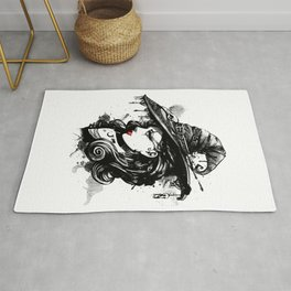 Gothic Witch Rug