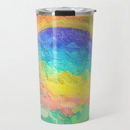 Abstract Mandala 237 Travel Mug