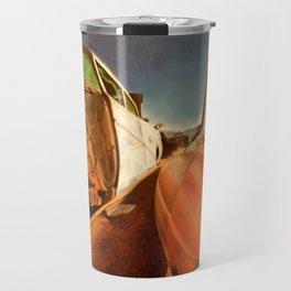 When you rust I will shine  Travel Mug