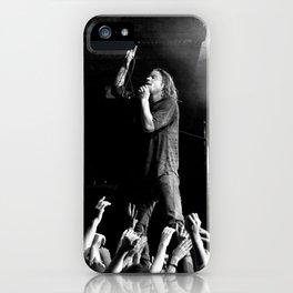 Matthew Shultz (Cage The Elephant) - II iPhone Case