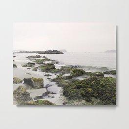Paddle boarder, Tofino Metal Print