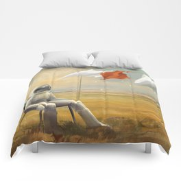 Laundry Day Comforters