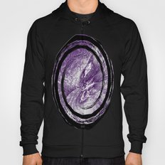 Splatter in Grape Hoody
