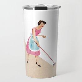 Clean up Travel Mug