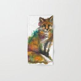 Nature Fox Hand & Bath Towel