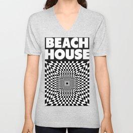 Beach House Unisex V-Neck