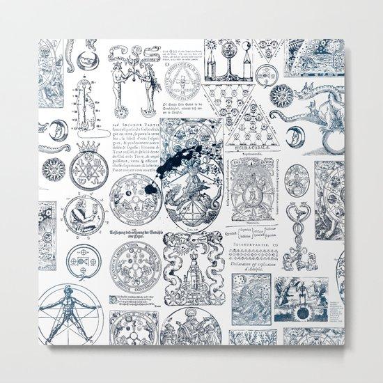 Ursietano Metal Print