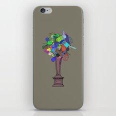 Joke Flower iPhone & iPod Skin