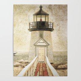 Brant Light Nantucket Poster