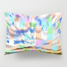 An Abstract Desert III Pillow Sham