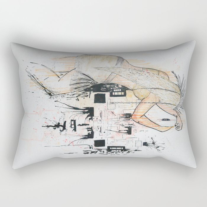 Native Rectangular Pillow