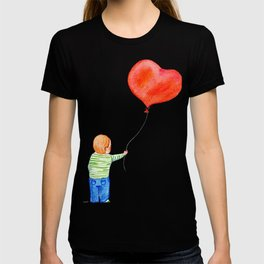 With All my Heart T-shirt