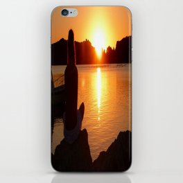 Sunset Warmth iPhone Skin