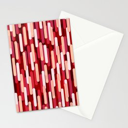 Fast Capsules Red Stationery Cards