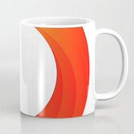 circle on fire Coffee Mug