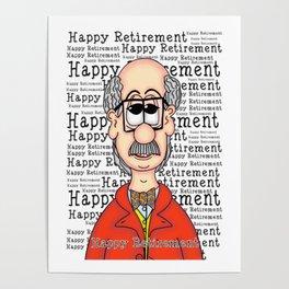 Happy Retirement... Poster