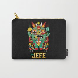 """""""The Jefe"""" Carry-All Pouch"""