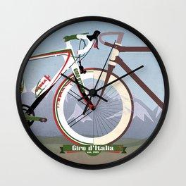GIRO D'ITALIA  Wall Clock